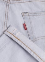 1967 505 Jeans - Light Blue