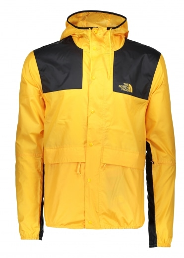 North Face 1985 Mountain Jacket - Yellow / Black