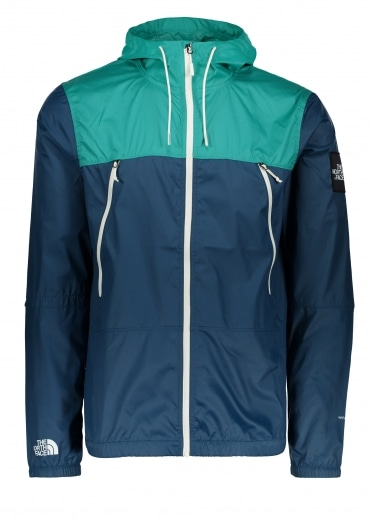 North Face 1990 SE Mountain Jacket - Blue Wing Teal