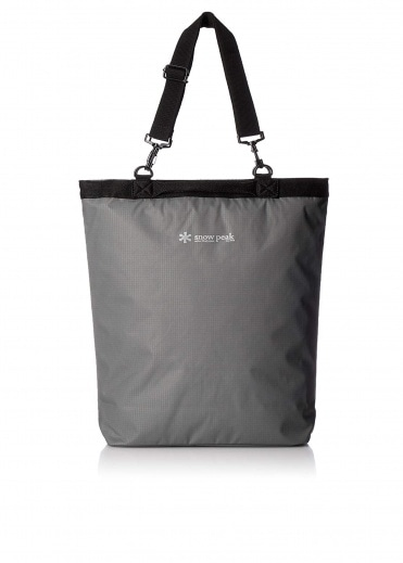 Snow Peak 2 Way Tote Bag - Grey