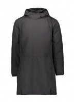 Snow Peak 2L Octa Long Parka - Black