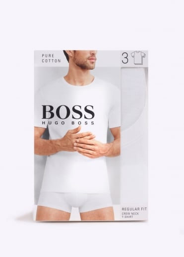 Hugo Boss 3 Pack T-Shirts - Assorted