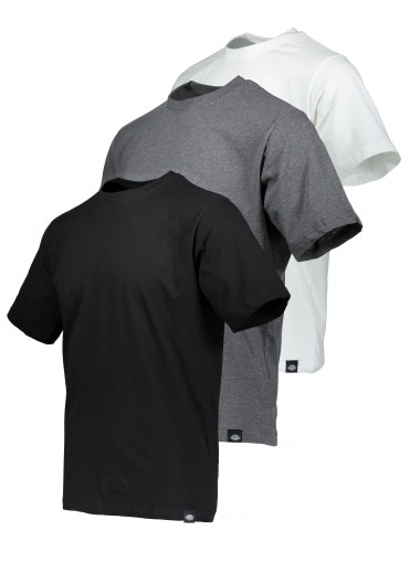 Dickies  3 Pack T-Shirts - Assorted