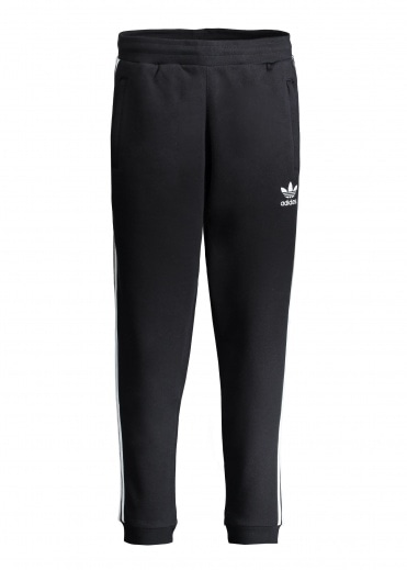 Adidas Originals Apparel 3-Stripes Pants - Black