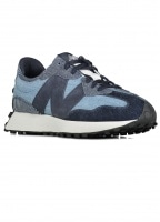New Balance 327 Trainers - Blue / Navy / Black