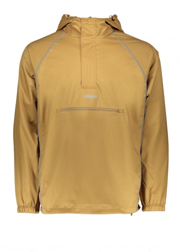 Stussy 3M Piping Pullover - Bronze