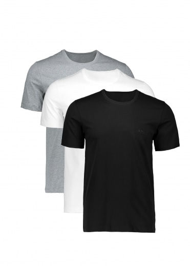 Hugo Boss 3P RN T-Shirt-  Assorted