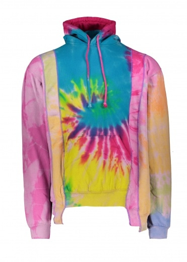 Needles 5 Cuts Hoody Tie Dye - Assorted