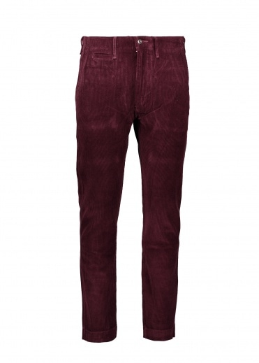 Levi's Red Tab 502 True Chino - Mulled Wine