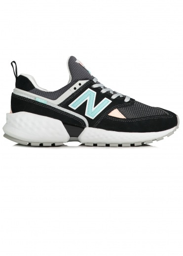 New Balance  574 Trainers Black / White