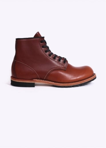 """Red Wing Shoes 6"""" Beckman Round Boots - Cigar"""