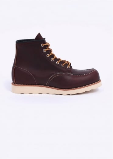 """Red Wing Shoes 6"""" Classic Moc Boots - Briar Oil"""