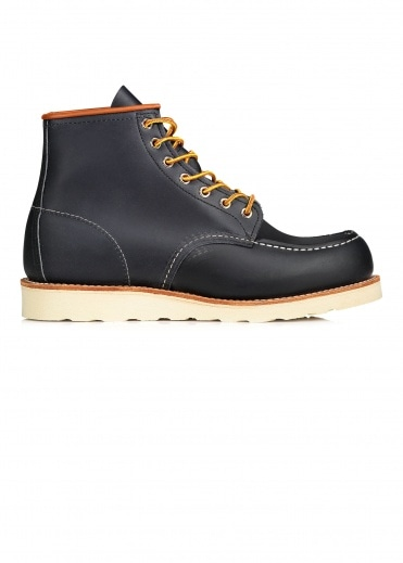"Red Wing Shoes 6"" Moc Boots - Navy"