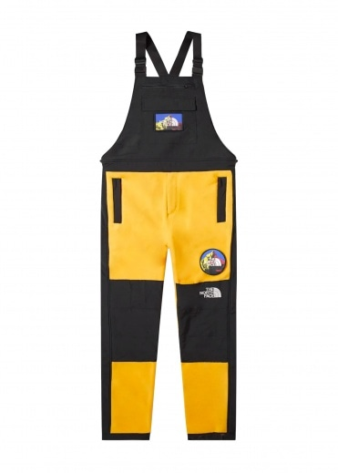 North Face 7 Summits Fleece Suit - Yellow