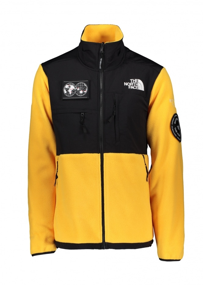 7SE 95 Retro Denali Jacket - Yellow