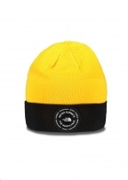 7SE Beanie - Yellow / Black