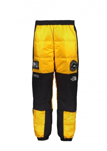 North Face 7SE Down Pant GTX - Yellow