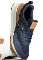 New Balance 997H Leather - Navy