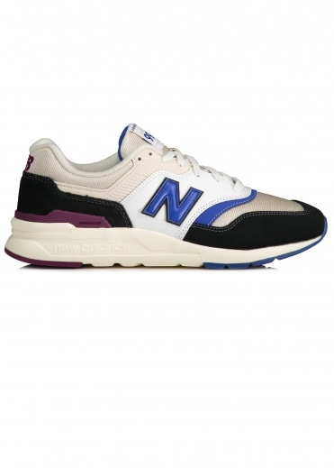 New Balance  997H Trainers - Cream / Blue