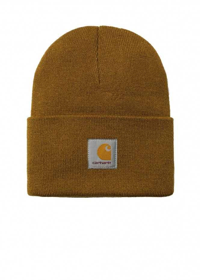 Carhartt Acrylic Watch Hat - Hamilton Brown
