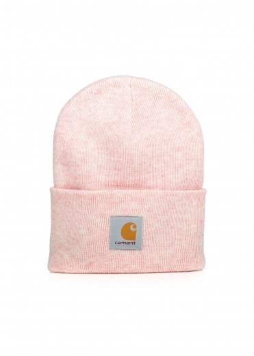 Carhartt Acrylic Watch Hat -  Sandy Rose Heather