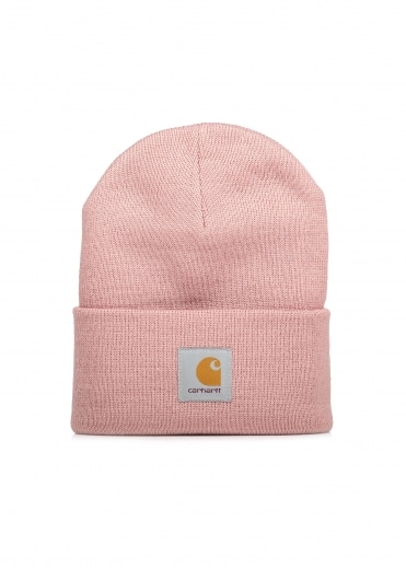Carhartt Acrylic Watch Hat - Soft Rose