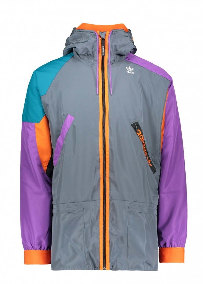 adidas Originals Apparel Karkaj Packable Windbreaker