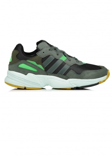 adidas Originals Footwear Yung-96 - Black / Legend Ivy