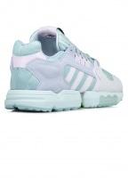 adidas Originals Footwear ZX Torsion W - Grey / Purple