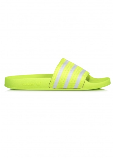 Adidas Originals Footwear Adilette - Frozen Yellow