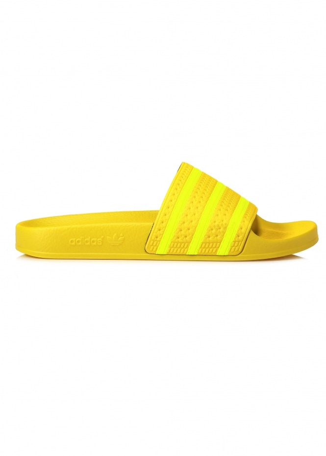 adidas Originals Footwear Adilette W - Yellow