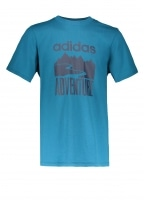 adidas Originals Apparel Adventure Tee - Teal