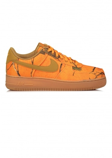 Nike Footwear Air Force 1 07 LV8 3 - Orange Blaze