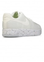 Air Force One Crater Flyknit - White