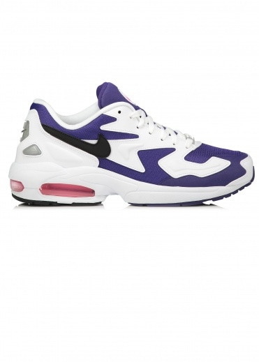 Nike Footwear Air Max 2 Light - White / Purple