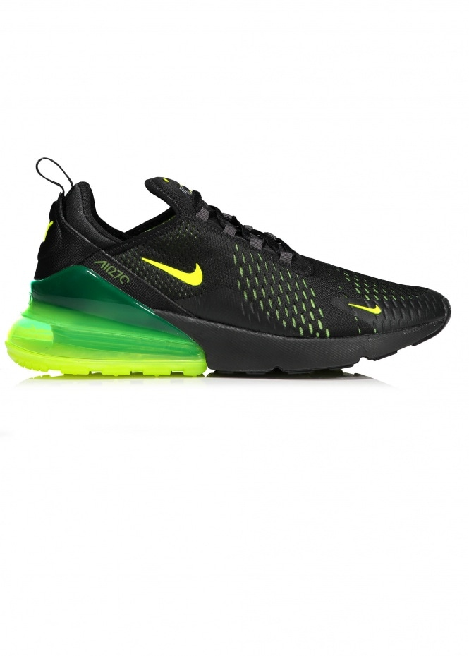 Air Max 270 - Black / Volt