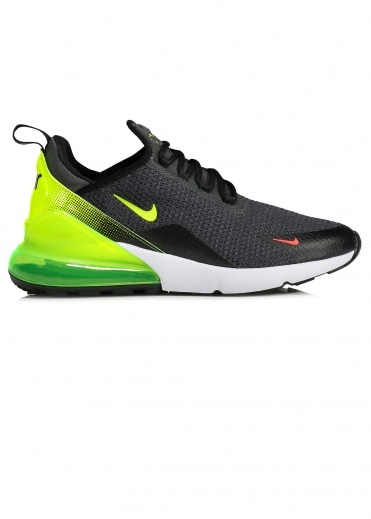 Nike Footwear Air Max 270 SE - Anthracite / Volt