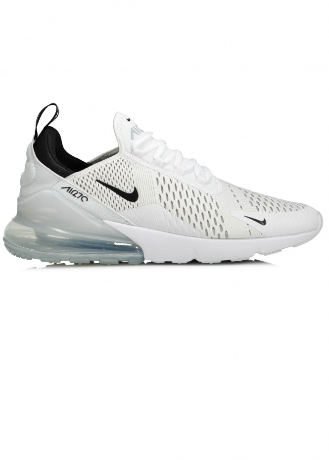 Air Max 270 - White / Black