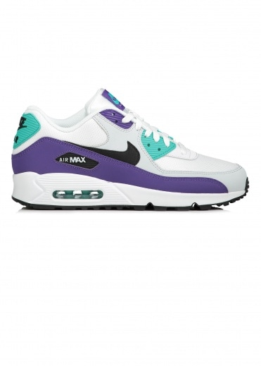 Nike Footwear Air Max 90 Essesntial - White / Purple