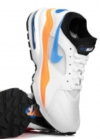 Air Max 93 - White / Orange