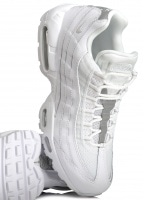 Air Max 95 Essential - White / Silver
