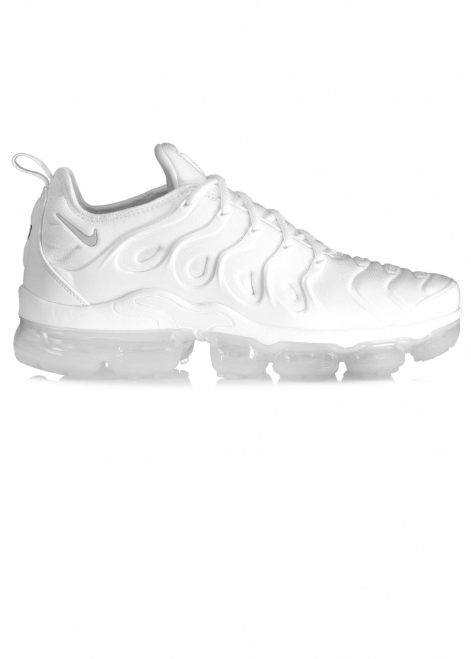 Air Vapormax Plus - White