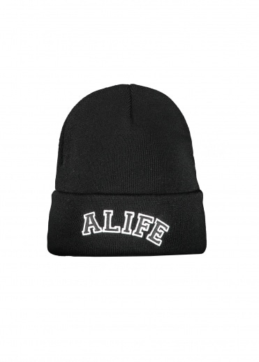 Alife Collegiate Beanie -Black