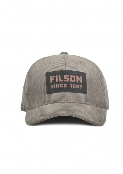 Filson All Cord Logger Cap - Otter Green