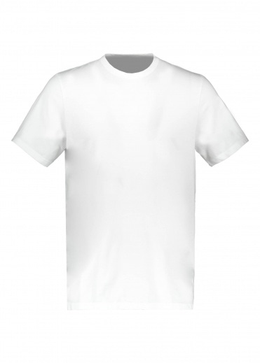 Wood Wood Allan 2 Pack T-Shirt - Bright White
