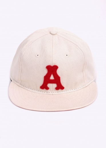 Ebbets Field Flannels Amarilo Gold 1961 6 Panel - Natural