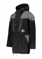 And Wander Jacket - Black
