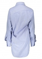 Vivienne Westwood Anglomania Chaos Shirt - Blue