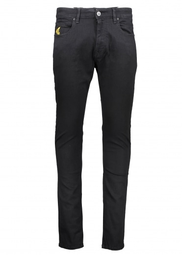 Vivienne Westwood Mens Anglomania Skinny Jeans Trouser - Black