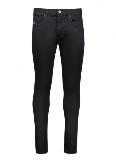 Vivienne Westwood Mens Anglomania Skinny Jeans Trousers - Black
